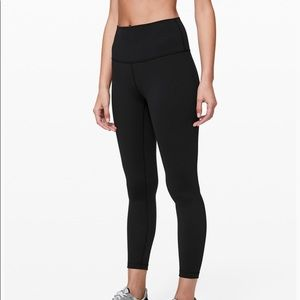 "Lululemon Wunder Under High Rise Tight ""25"
